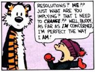Calvin Resolution